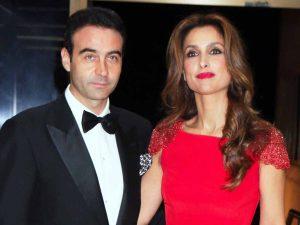 El cara a cara más tenso de Paloma Cuevas y Enrique Ponce