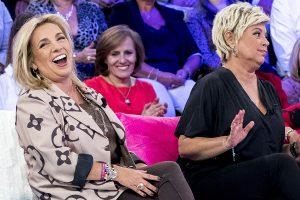 Carmen Borrego se burla de Terelu y Alejandra Rubio en público