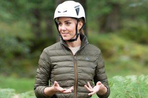 Kate Middleton 'sin miedo': el regreso de una mujer de acción todoterreno
