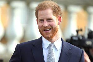 Harry de Inglaterra recibe las felicitaciones (justitas) de la familia por su cumpleaños