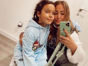 Fotos del día: Cómo Rocío Flores se ha convertido en un ejemplo para su hermana Lola