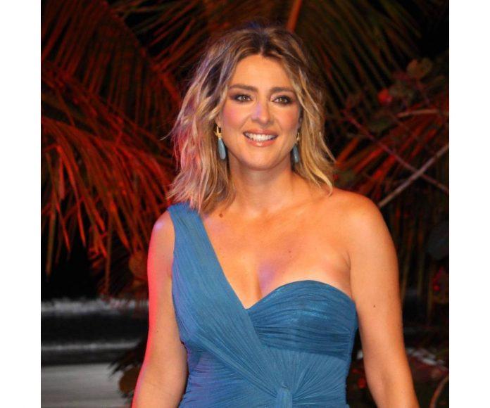Sandra Barneda griega