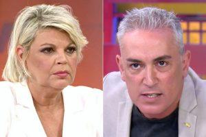 Terelu Campos dice basta y amenaza con demandar a Kiko Hernández