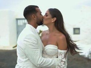 ¡Impresionante! Anabel Pantoja publica el «trailer» de su boda con Omar Sánchez