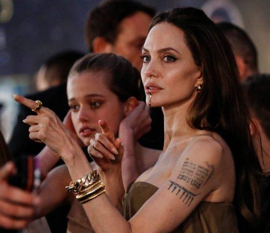 Angelina Jolie vestido Oscar