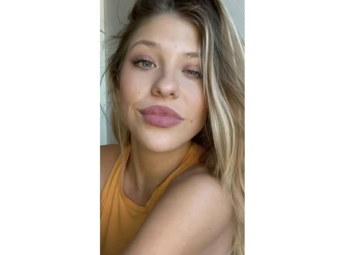 Anita Matamoros maquillaje natural