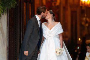 La gran boda real de Philippos de Grecia y Nina Flohr en Atenas