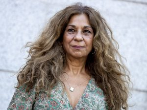 Lolita Flores, obligada a bajarse de los escenarios por un problema de salud