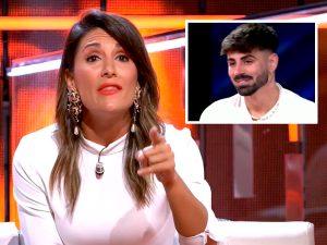 Nagore Robles se enfrenta a Isaac tras su infidelidad a Lucía: «Has hecho el ridículo»