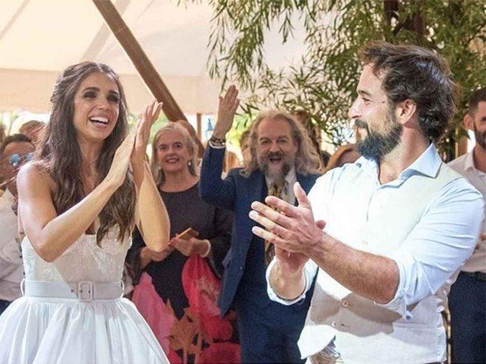 Elena Furiase boda