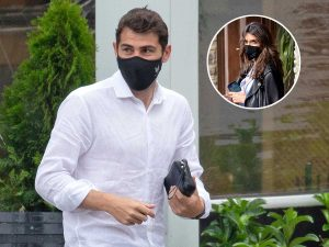 Iker Casillas huye de la prensa al escuchar el nombre de Sara Carbonero: esta es su reacción