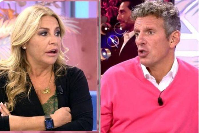 tensión entre Joaquín Prat y Cristina Tárrega 2