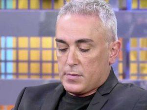 Kiko Hernández, entre lágrimas: «Quiero desaparecer»