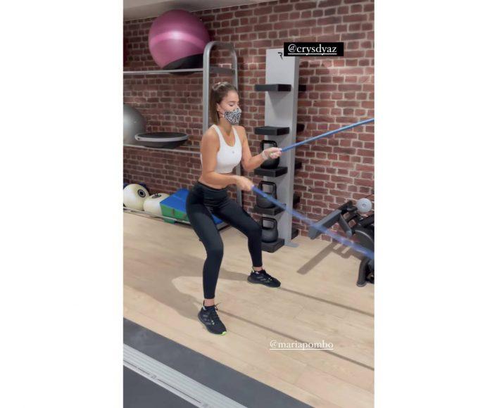 entrenamiento Laura Escanes
