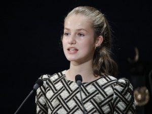Premios Princesa de Asturias: El discurso íntegro de la Princesa Leonor
