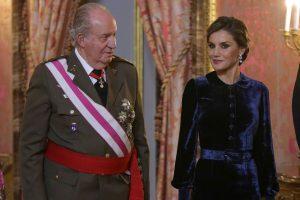 La Reina Letizia, incómoda ante el posible regreso del Rey Juan Carlos a España