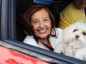 María Teresa Campos muestra su apoyo a su chófer Gustavo tras su entrevista a SEMANA