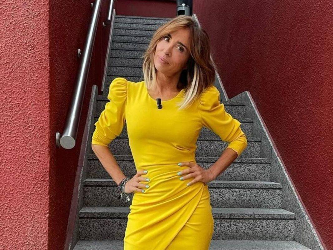 Maria Patiño look