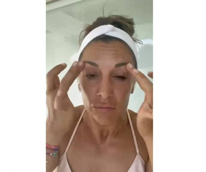 Rutina facial Nagore Robles
