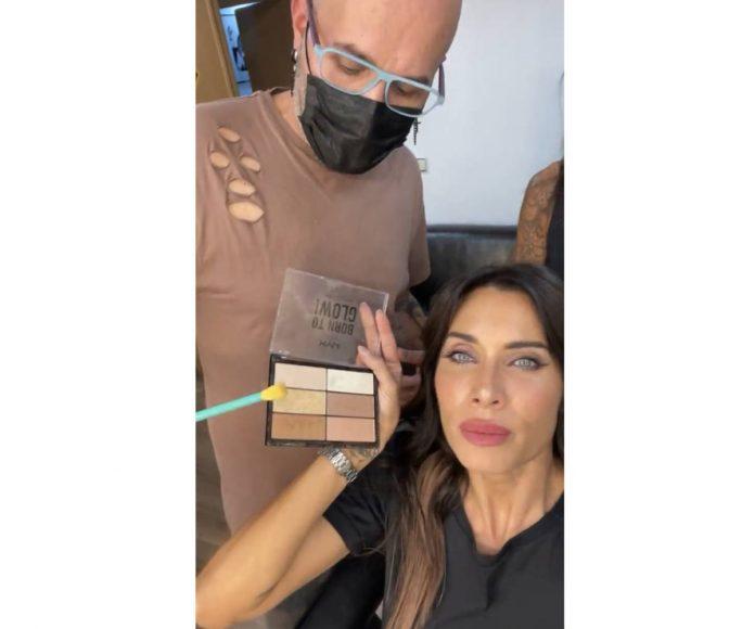 Pilar Rubio maquillaje natural