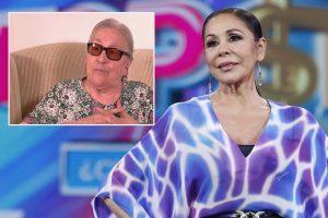 El dolor de Loli, la quiosquera a la que Isabel Pantoja debe 76.000 euros: «No la conozco»