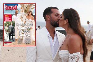 La revista SEMANA adelanta su edición y sale a la venta este lunes con todos los detalles e imágenes de la boda de Anabel Pantoja