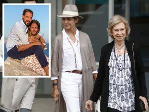 La infanta Elena y la reina Sofía no son las únicas: otros royals se van de boda este sábado