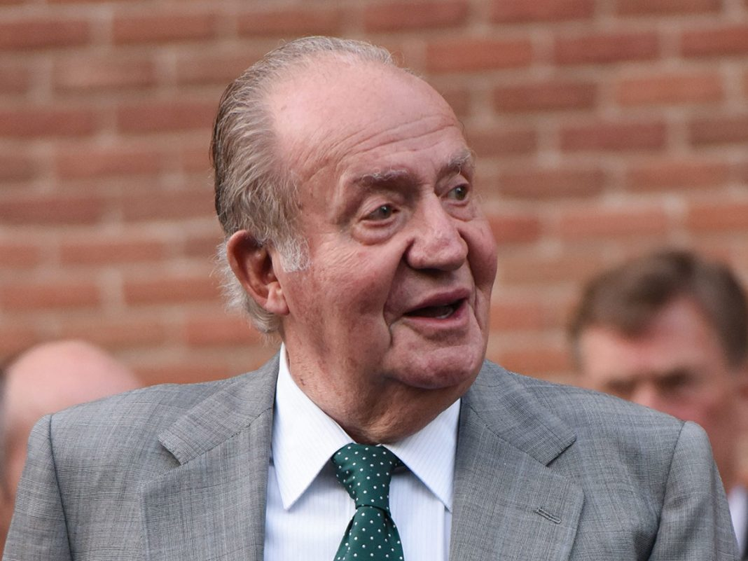 Rey Juan Carlos calle