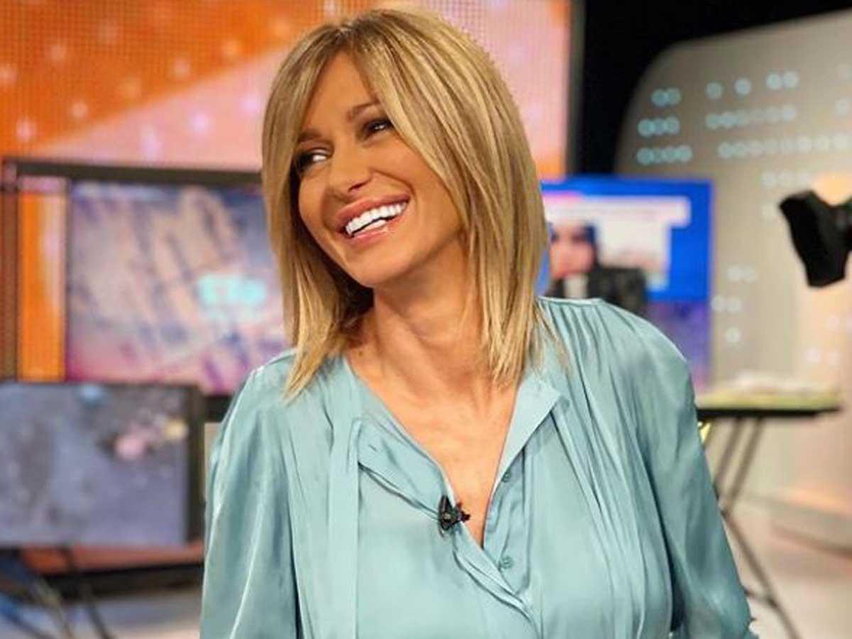Susanna Griso sonrisa
