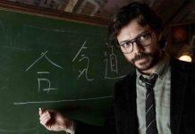Álvaro Morte, el Profesor de La Casa de Papel