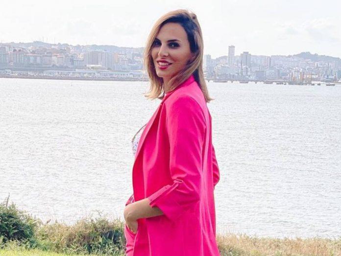 Irene Rosales chaleco