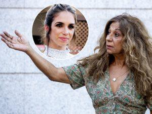 Lolita Flores vuelve a pedir públicamente un trabajo para su hija, Elena Furiase