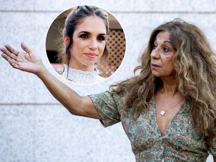 Lolita Flores Elena Furiase pide trabajo