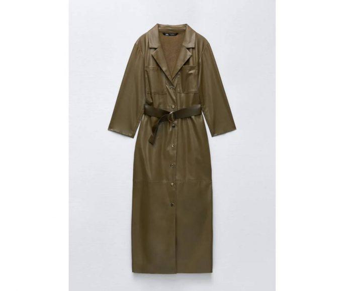 Vicky Martin Berrocal vestido